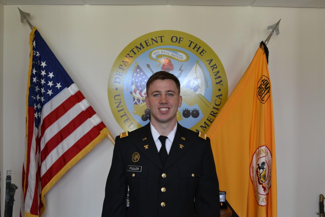 Western Wayne Pride - Beau Fuller - US Army