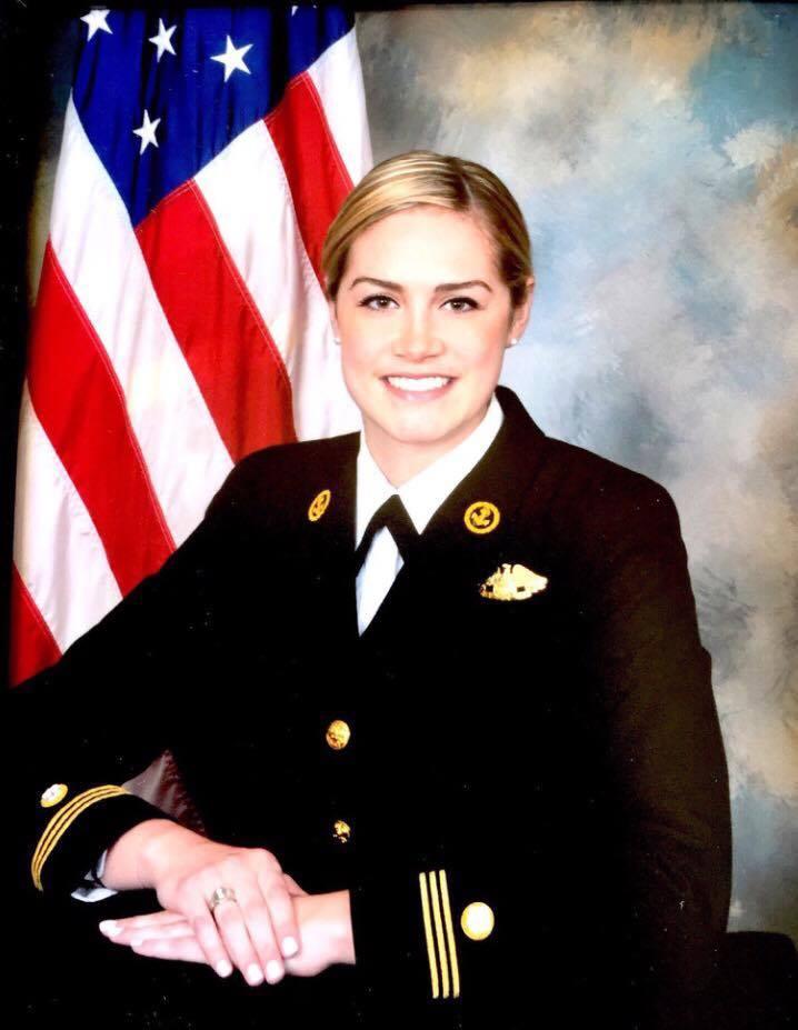 Western Wayne Pride - Bridget Quinn - United States Merchant Marine Academy
