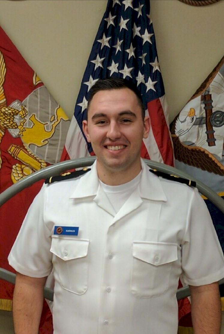 Western Wayne Pride - Lucas Karnick - Navy ROTC