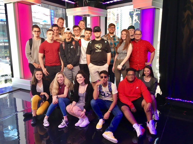 NBC & MTV Studios Tour