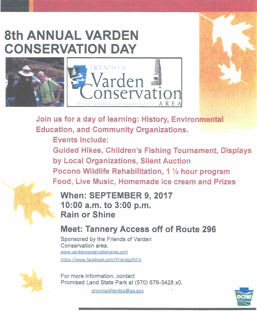 Varden Conservation Day