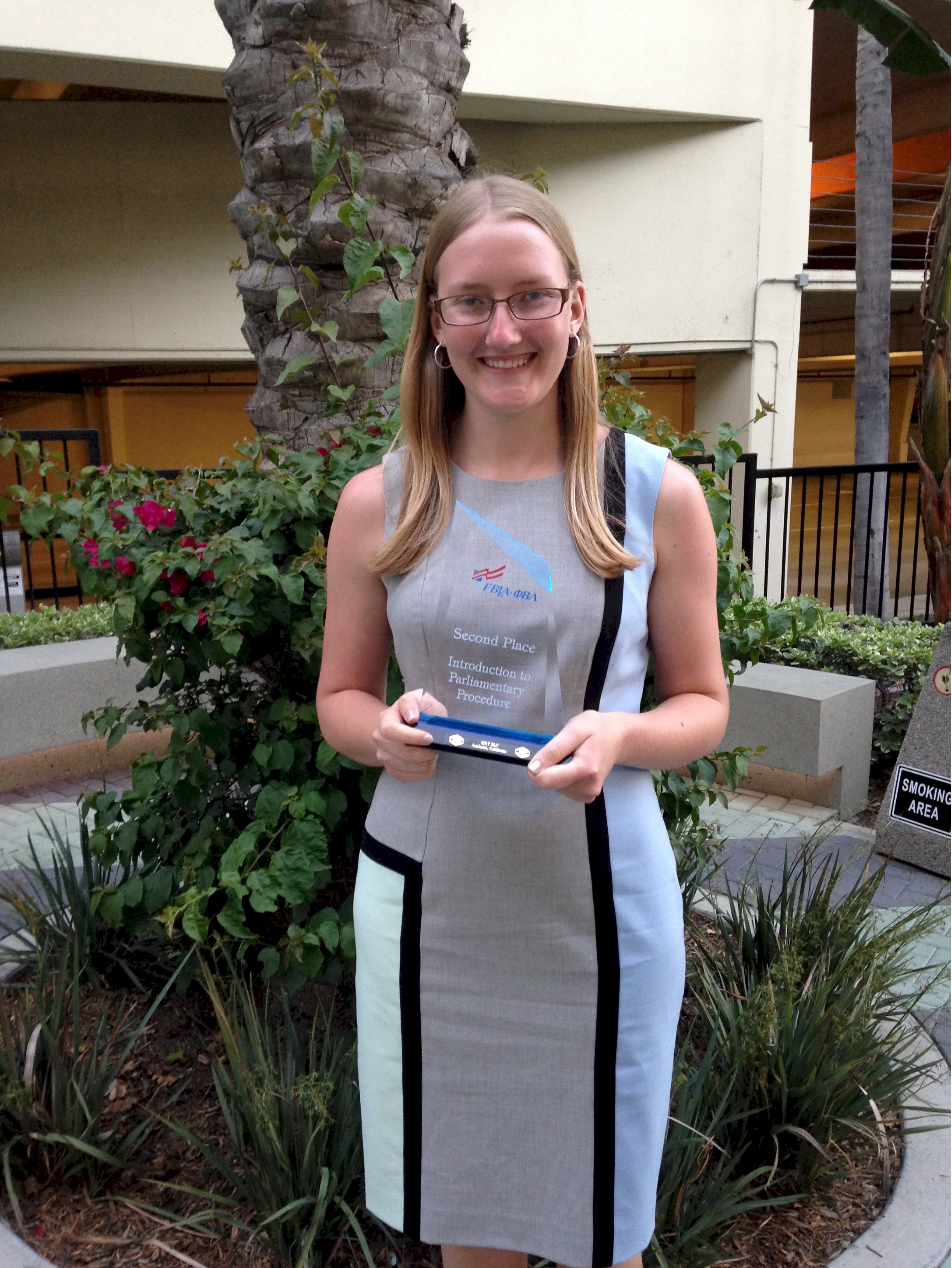 FBLA National Winner - Allison Mattern