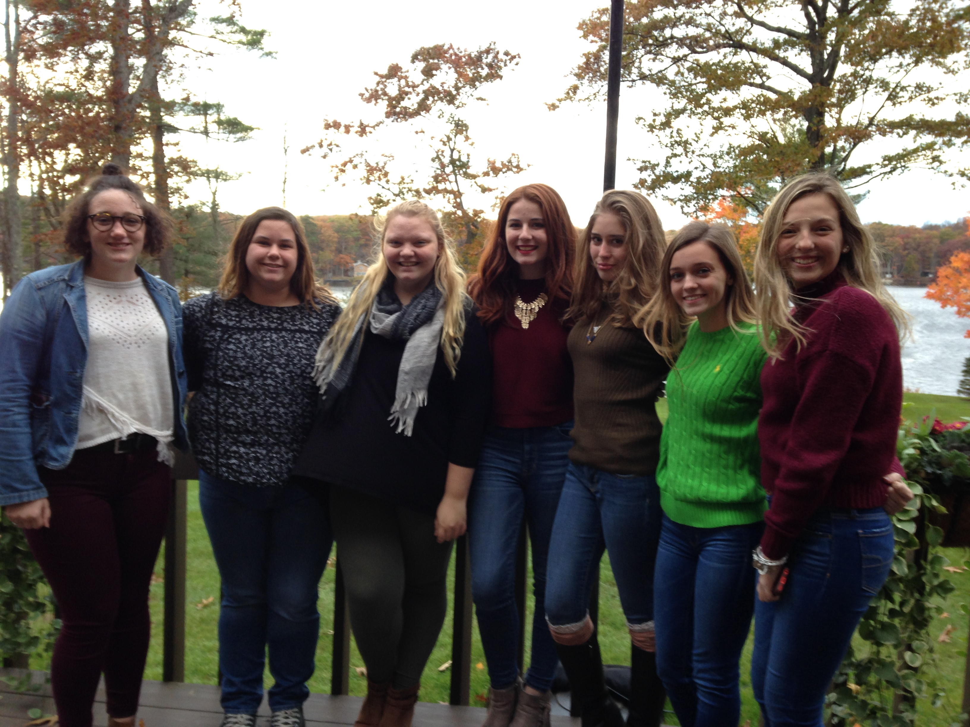 Western Wayne FBLA Members Attend FBLA RLW at Woodloch