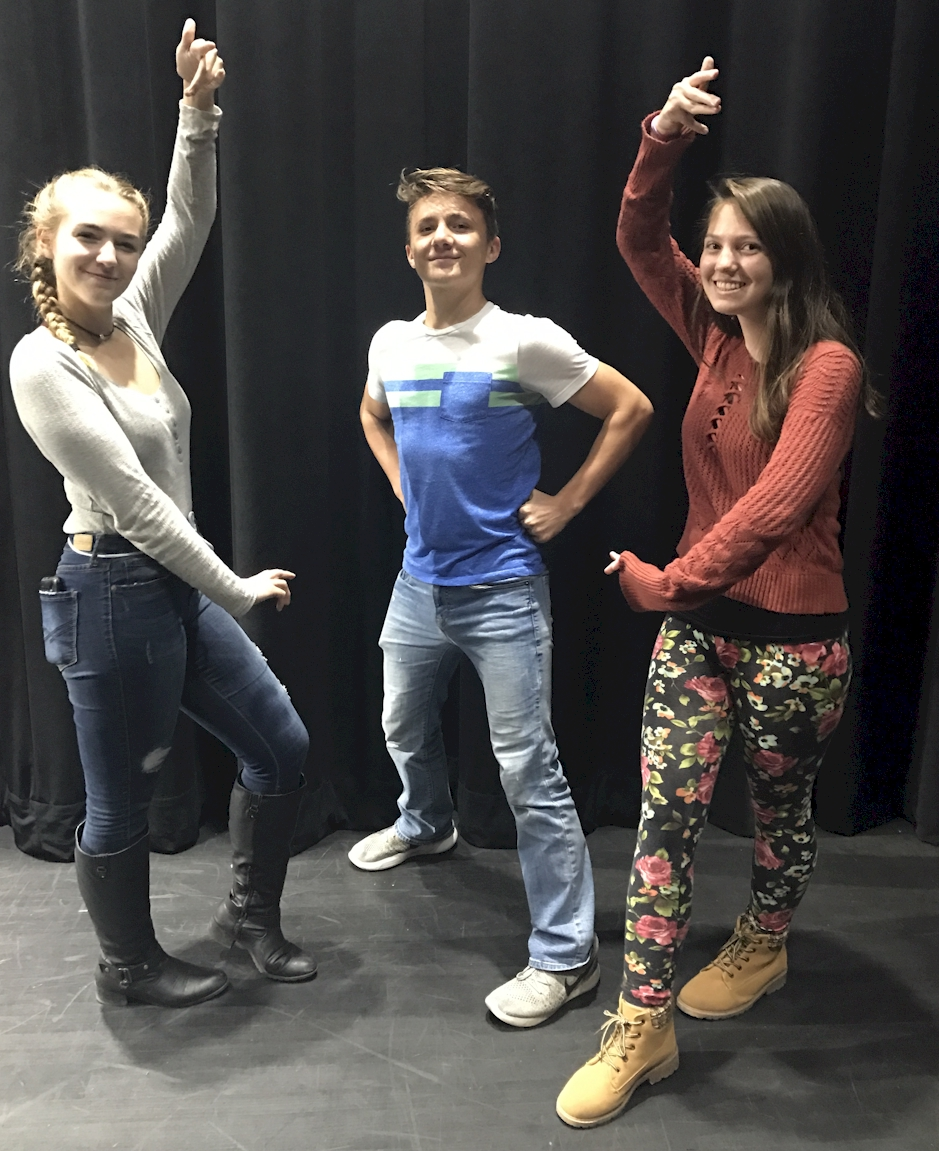 Students Enrich Spanish Curriculum with Dance