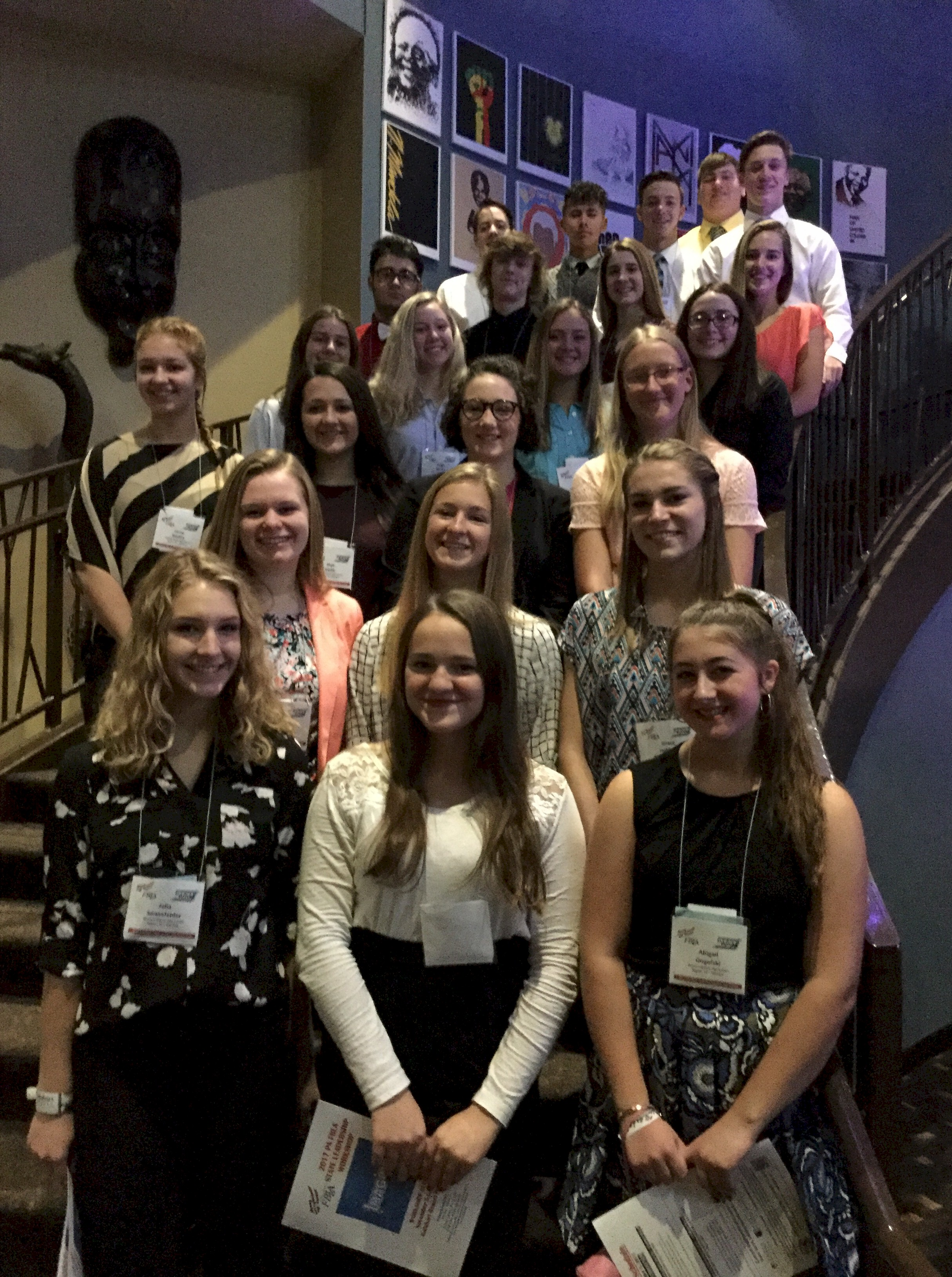 FBLA State Leadership Workshop