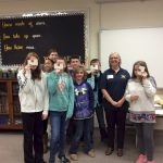 7th grade STEM Day