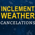 All Sports/Practices cancelled Saturday, Jan 13, 2018.