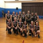 Girls 8th Grade Team